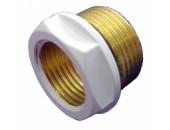 Переходник для подключения радиаторов Arbonia 3/4 НР на 1/2 ВР белый