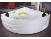 Ванна угловая APPOLLO (белый, TS-1515)