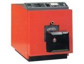 Котел напольный универсальный без горелки газ/дизель (оранжевый, 04120601)