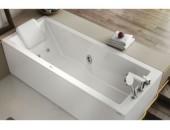 Ванна прямоугольная JACUZZI 9F43-784A (белый)