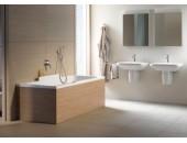 Ванна прямоугольная DURAVIT DuraStyle 700298000000000 (белый)