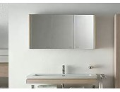 Зеркальный шкаф DURAVIT 2nd FLOOR 2F965305959